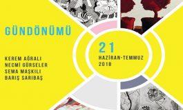 "D'Design Gallery Karma Resim Sergisi – ""Gündönümü"""