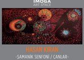 IMOGA Art Space Resim Sergisi - Hasan Kıran 'Şamanik Senfoni / Çanlar'