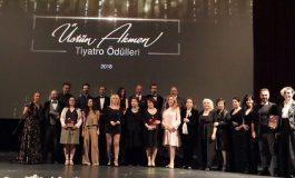 Üstün Akmen Tiyatro Ödülleri Sahiplerini Buldu!
