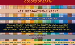Galeri Bohem Resim Sergisi - ART INTERNATIONAL GROUP 'Yeryüzünün Renkleri/Colors of Earth'
