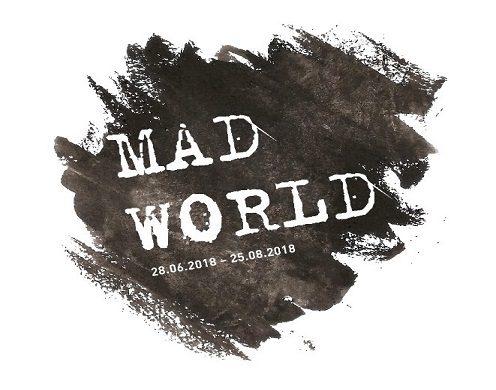 "Bozlu Art Project Nişantaşı Karma Sergi – ""Mad World"""