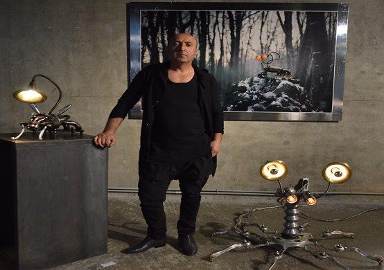 Şenol Altun'un fotoğraf ve heykelleri ile farklı boyuta geçeceksiniz!