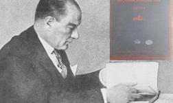 Atatürk'ün isteğiyle yazılan kitap: 'Kozmografya' - Tolga Aydoğan yazdı...