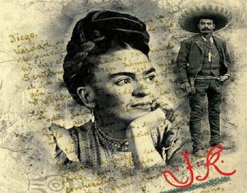 Türk Ressamların Yorumlarıyla 'Frida Kahlo'