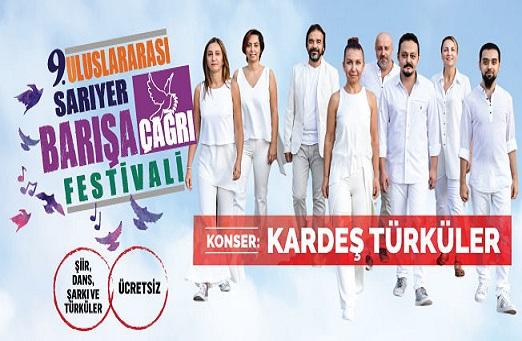 9. Uluslararası Barışa Çağrı Festivali