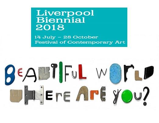LIVERPOOL Bienali: 'Güzel dünya, neredesin?'