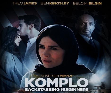 """Politik gerilim filmi """"Komplo""""  7 Eylül'de Sinemalarda!"""