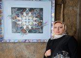"""7 Art Gallery Tezhip Sanatı - Ensieh Najarian """"Sessizlik Kırmak''"""
