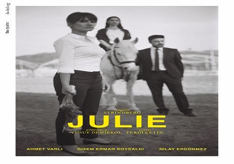 "ba-tiyatro Moda Sahnesi – ""Julie"""