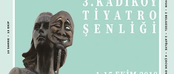 Kadıköy'de Tiyatro Şenliği Başlıyor.