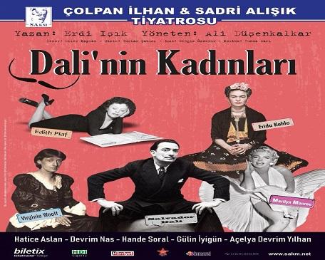 UNIQ Hall İstanbul Tiyatro – 'Dali'nin Kadınları'