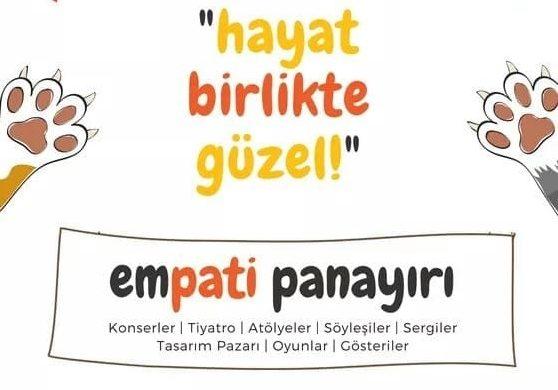 Kuyruklu Dernek Empati Derneği Panayırı – Nihal Güres yazdı…