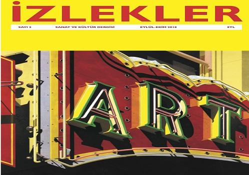 İzlekler Sanat ve Kültür Dergisi 2. Sayısı Çıktı!