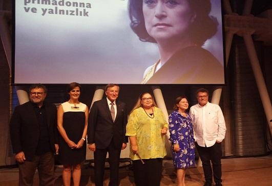 Leyla Gencer'in Anısına: 'PRIMADONNA VE YALNIZLIK' – Nihal Güres yazdı…