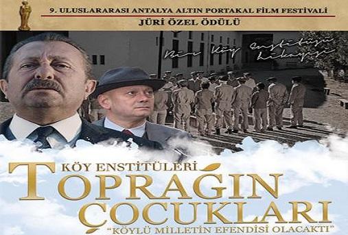'Köy Enstitüleri' hakkında çekilen ilk filmi izlemek ister misiniz?