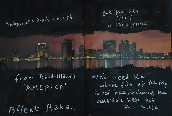BAUDRILLARD'ın 'AMERİKA'sına bir de böyle bakın! – Bülent Bakan yazdı…