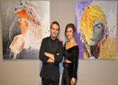İki genç sanatçıdan 'Quark' sergisi!