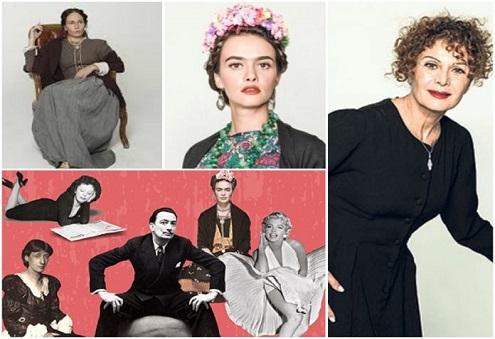 Sadri Alışık & Çolpan İlhan Tiyatrosu'nun Yeni Oyunu: 'Dali'nin Kadınları'