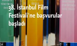38. İSTANBUL FİLM FESTİVALİ'NE BAŞVURULAR BAŞLADI