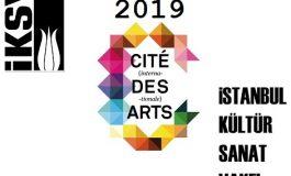 CITÉ INTERNATIONALE DES ARTS Türkiye Atölyesi'nin 2019 Konuk Sanatçıları Belirlendi