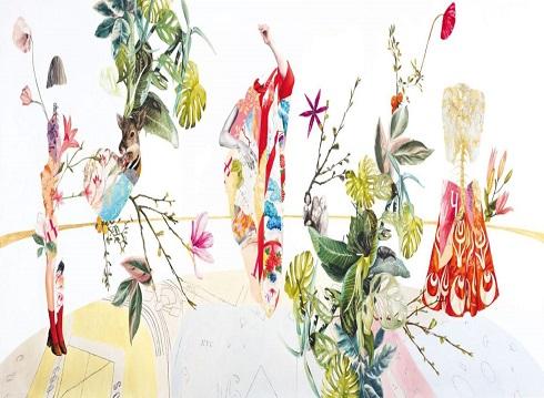 Anna Laudel Contemporary 3 Kişisel Sergi