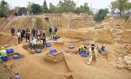 Haydarpaşa'da, antik Khalkedon kentinde yeni buluntular