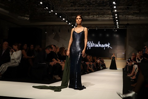 'Oriental Fashion Show Paris' ilk kez İstanbul'da gerçekleşti