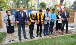 'Üsküdar Lions Kulübü'nden Türkan Sabancı Görme Engelliler Ortaokulu'na bir proje: 'DUYU PARK'
