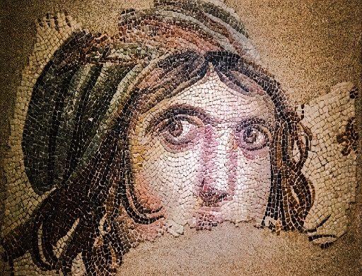 Zeugma mozaikleri 'anavatan'ına dönüyor!