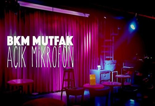 BKM Mutfak 'Açık Mikrofon' yeni komedyenler arıyor