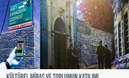 """ANAMED Araştırma Projesi Kapanış Etkinliği - """"İstanbul'un Dünya Miras Alanları'nı Çoklu Perspektiften Yorumlamak: İstanbul Kara Surları Örneği"""""""