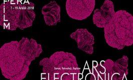 "Pera Film - ""Ars Electronica: Sanat, Teknoloji, Toplum"""