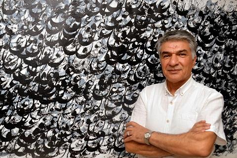 Modern kaligrafi ustası Esmaeil Rashvand Türkiye'ye yerleşti
