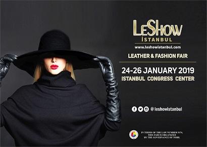 LeShow Deri ve Moda Fuarı