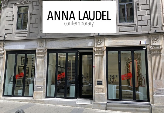 Türk Sanatçılar, Anna Laudel Galeri ile Dünya Sanat Fuarlarında!
