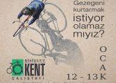 Don Kişot Bisiklet Kolektifi 'Bisiklet ve Kent Çalıştayı'