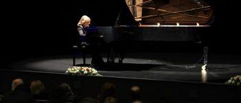 Boğaziçi Kültür ve Sanat Merkezi, İdil Biret Konseri ile açıldı.