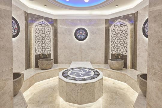 Hamam ve Sauna Tasarımlarında Geleneksel Motifler Modern Çizgiler ile Buluşuyor…