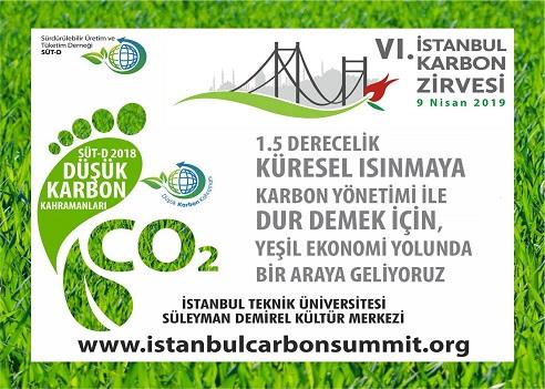 İstanbul Teknik Üniversitesi 6. Karbon Zirvesi