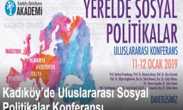 Kadıköy Belediyesi Akademi Uluslararası Sosyal Politikalar Konferansı