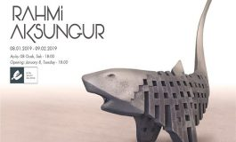Evin Sanat Galerisi Heykel Sergisi - Rahmi Aksungur