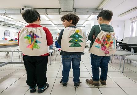 Akbank Sanat Çocuklara Özel Atölyeler