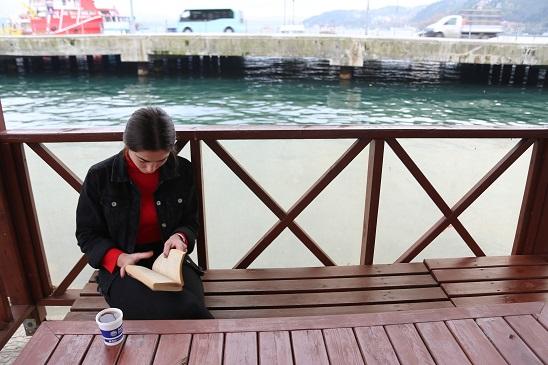 BOĞAZ'A KARŞI KİTAP KEYFİ: DEMİRTAŞ CEYHUN HALK KÜTÜPHANESİ