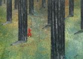 Ormanda dolaşan kırmızı başlıklı kızlar(Aydın Doğan Uluslararası Karikatür Yarışması) - Nihal Güres yazdı...
