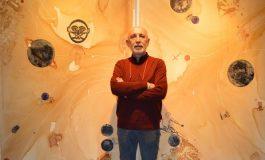 Evrenin rengi 'COSMIC LATTE', Murat Morova'nın eserlerinde!