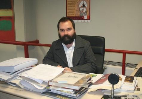 Osman Erden: 'Sanat imar suçlarını meşrulaştırmak için kullanılıyor.'