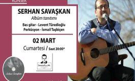 Sabahattin Ali Kültür Merkezi Altıntepe SAKMER - Serhan Savaşkan Albüm Tanıtımı ve Konser