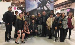 Türk Sanatçıları 'VERNICE SANAT FUARI'nda!