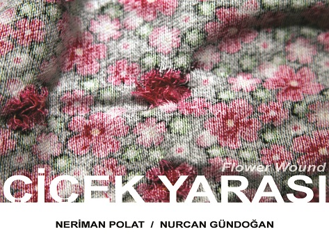 Kasa Galeri Sergi – Neriman Polat, Nurcan Gündoğan 'ÇİÇEK YARASI'