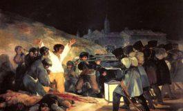 """FRANCISCO GOYA'nın """"THE THIRD OF MAY, 1808"""" eseri - Aysu Altaş yazdı..."""